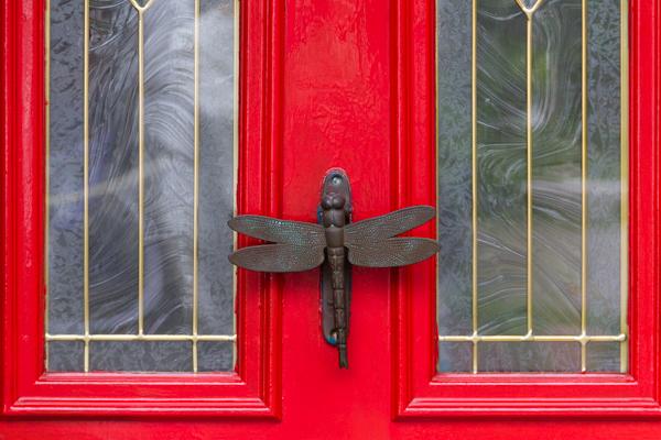 ドアのトンボ_c0162926_21154880.jpg