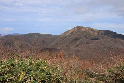 赤兎山 1629m   取立山 1307m 福井県_d0055236_23281555.jpg