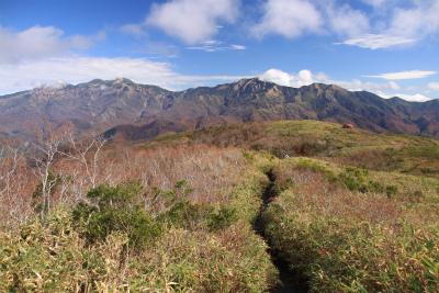 赤兎山 1629m   取立山 1307m 福井県_d0055236_23291670.jpg