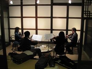 弦楽四重奏の練習_f0233340_18172027.jpg