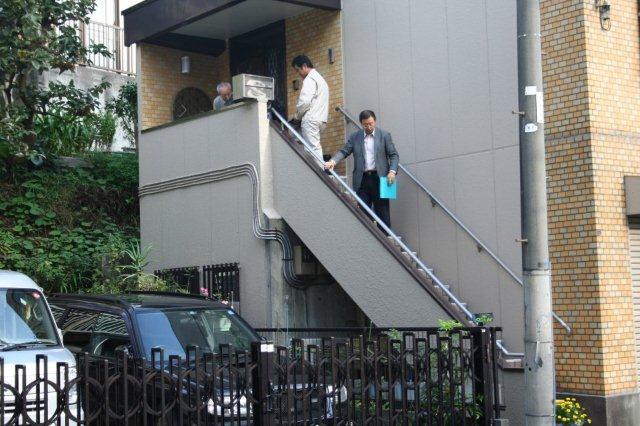 階段昇降機設置&エクステリア改修(神奈川県横浜市)_e0207151_853733.jpg