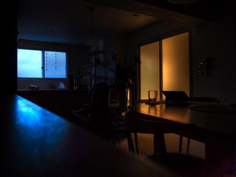 朝、目が覚めるのは習慣 静かな時間 iPadとお茶_a0160581_8275848.jpg