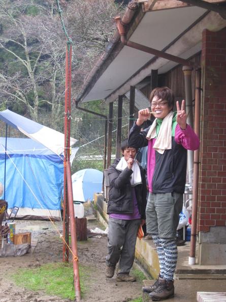 冒険家族2011  2日目~☆_a0125419_13132734.jpg
