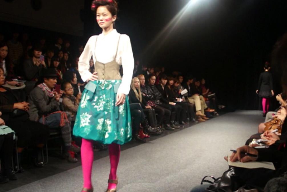 東京コレクション2012☆JUNYA TASHIRO×SACHIKA☆_a0156621_1954172.jpg