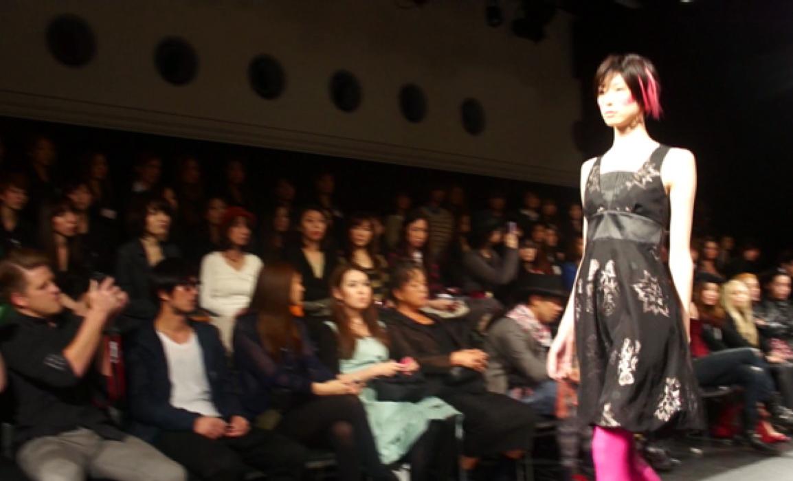東京コレクション2012☆JUNYA TASHIRO×SACHIKA☆_a0156621_195952.jpg