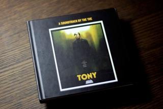 """New Disc : OST \""""The The / TONY\""""_d0010432_18215425.jpg"""