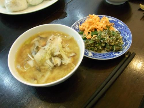 オオタナナエさんの仙台芋煮食堂_d0162535_175089.jpg