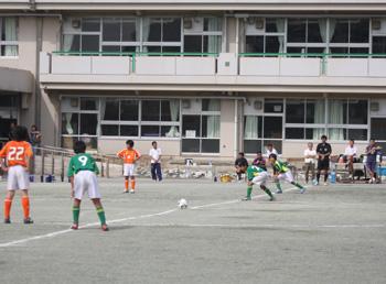 市内トーナメント(決勝)_b0159949_15291978.jpg