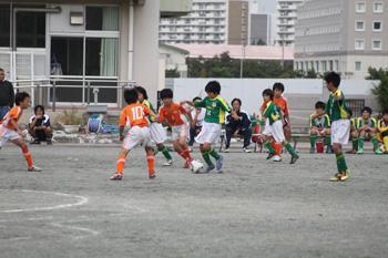 市内トーナメント(決勝)_b0159949_15295292.jpg