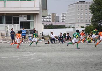 市内トーナメント(決勝)_b0159949_15301040.jpg