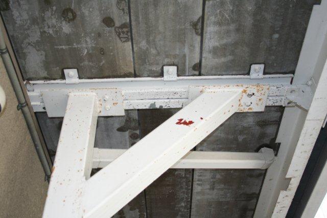 アパートの塗装が始まりました(東京都杉並区)_e0207151_17125968.jpg