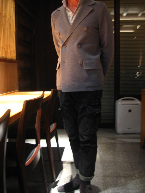 ONE DAY STYLE  グレーグラデーション_a0160153_210032.jpg