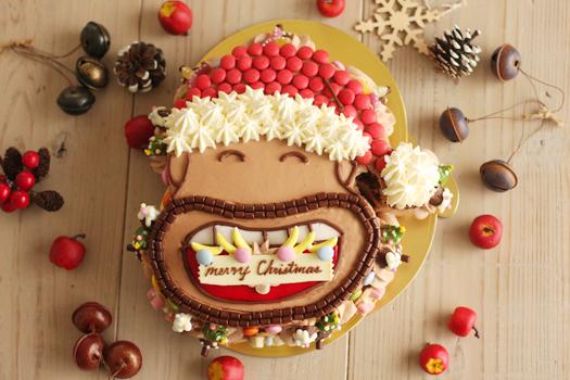 クリスマスケーキその①_f0149855_20402136.jpg