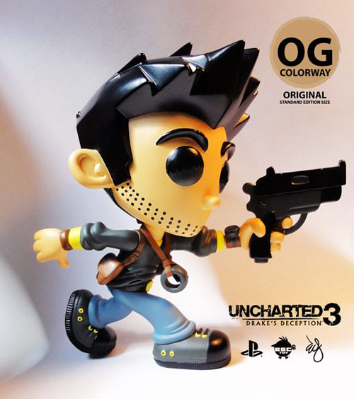 Uncharted-Drake OG by Erick Scarecrow_e0118156_1935256.jpg