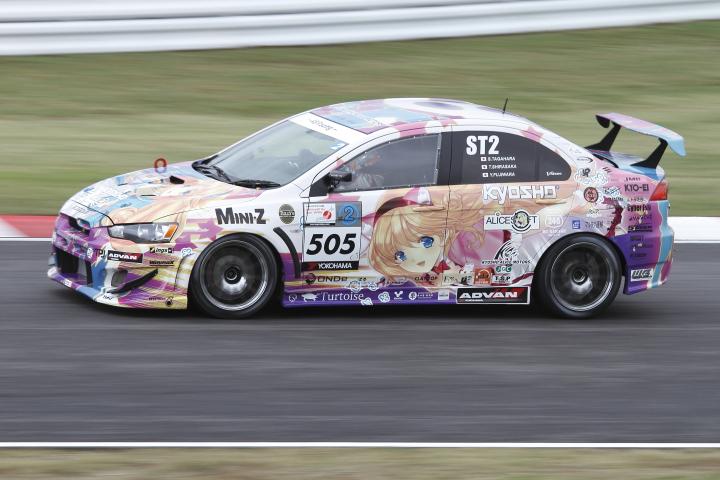 スーパー耐久 予選 2011 【鈴鹿サーキット】_d0108063_21371958.jpg