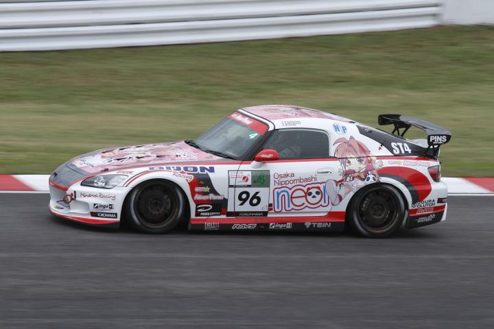 スーパー耐久 予選 2011 【鈴鹿サーキット】_d0108063_21383430.jpg