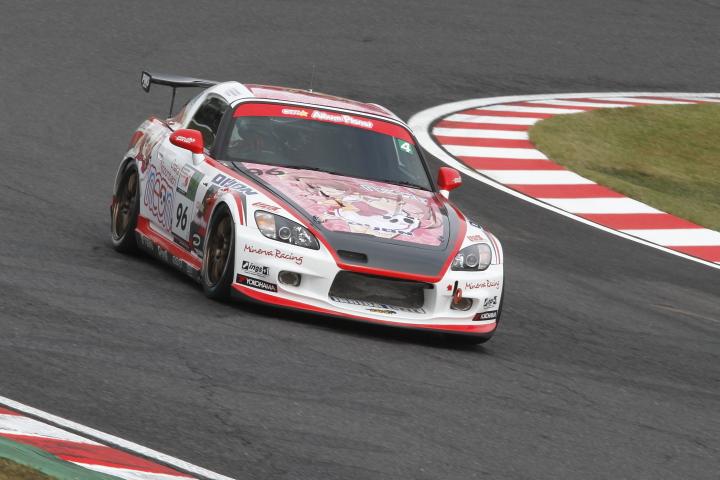スーパー耐久 予選 2011 【鈴鹿サーキット】_d0108063_21385270.jpg