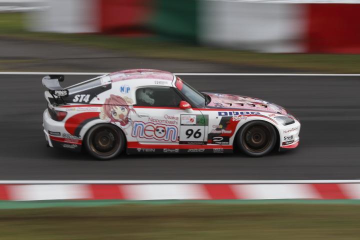 スーパー耐久 予選 2011 【鈴鹿サーキット】_d0108063_2139833.jpg