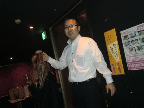 10・23 SSPウェストフィールド大阪新年会_e0206865_22594243.jpg