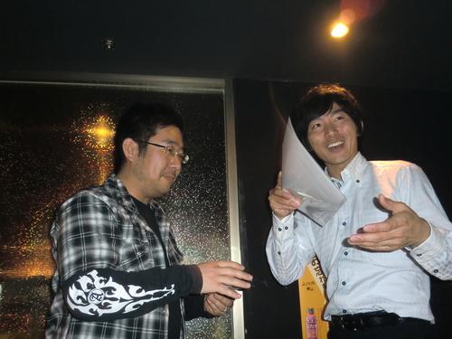 10・23 SSPウェストフィールド大阪新年会_e0206865_23272016.jpg