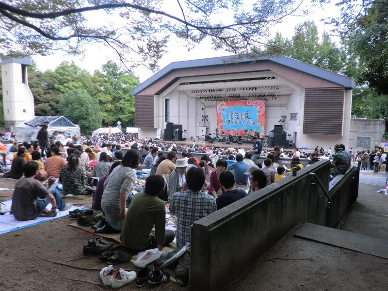 ◆琉球フェスティバル2011 _f0238779_1237444.jpg