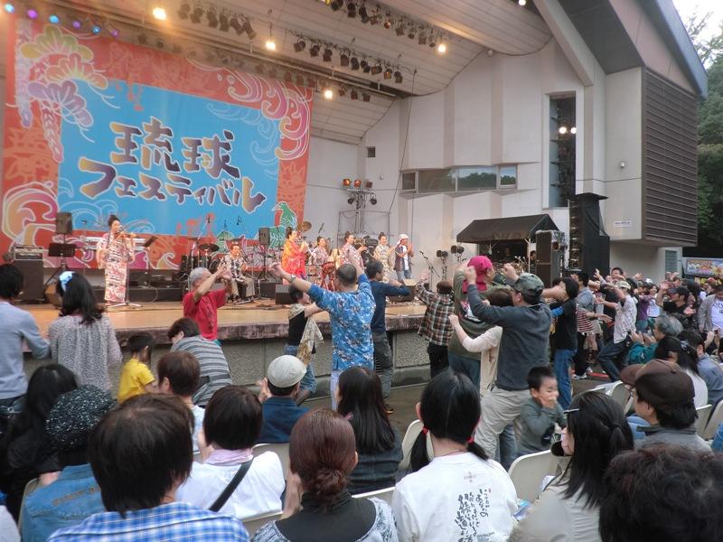 ◆琉球フェスティバル2011 _f0238779_12454494.jpg