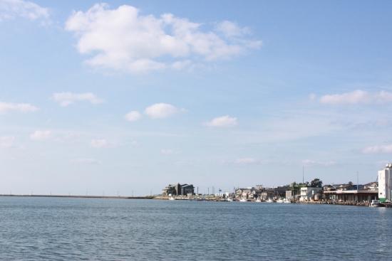 本日の天気 晴れ、場所 三国漁港_f0229508_16492746.jpg
