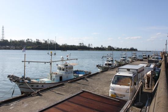 本日の天気 晴れ、場所 三国漁港_f0229508_16494953.jpg