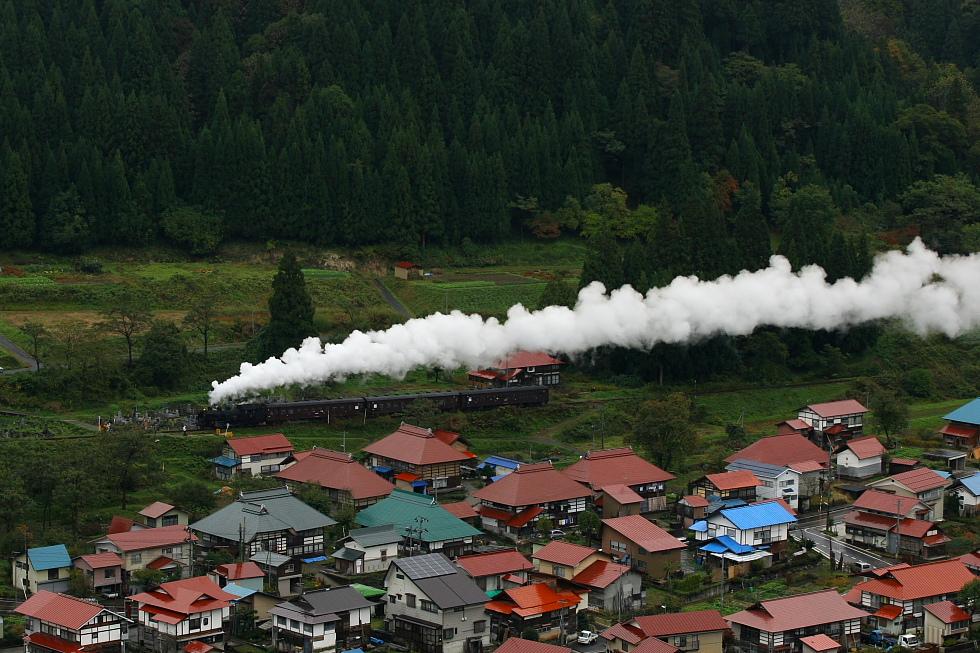 白赤青緑 - 2010年秋・只見 -_b0190710_23201624.jpg