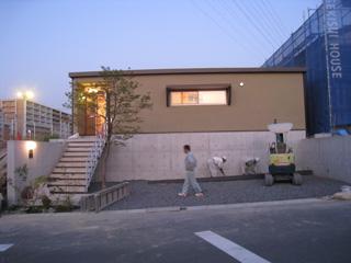 「平子山の家」植栽工事_b0179213_20232775.jpg