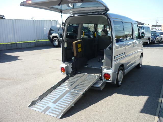 ★おすすめ車★ クリッパーリオ LVシリーズ チェアキャブ 車いす移動車(^‐^)ゝ_c0213517_1044394.jpg
