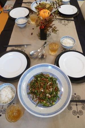 料理教室・・・四川料理「回鍋肉など」_f0141419_5232469.jpg