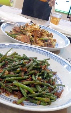料理教室・・・四川料理「回鍋肉など」_f0141419_5242525.jpg