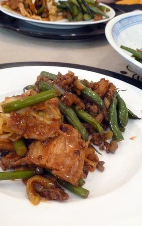 料理教室・・・四川料理「回鍋肉など」_f0141419_5243471.jpg