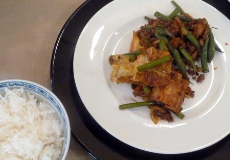 料理教室・・・四川料理「回鍋肉など」_f0141419_524435.jpg