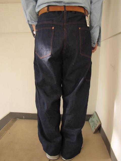 SALE追加商品 -40'sDEADSTOCK PAINTER PANTS-_f0233425_0211251.jpg
