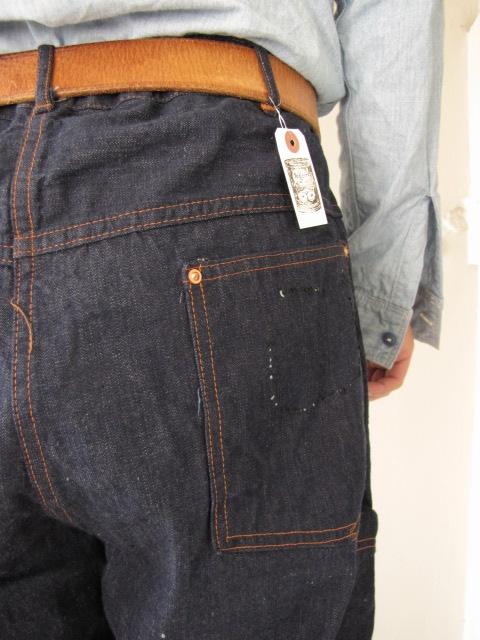 SALE追加商品 -40'sDEADSTOCK PAINTER PANTS-_f0233425_0212387.jpg
