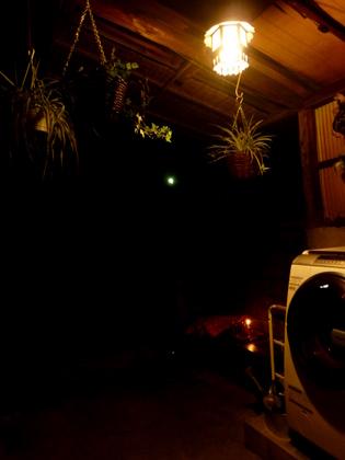 洗濯場カフェのよる_a0229628_053726.jpg