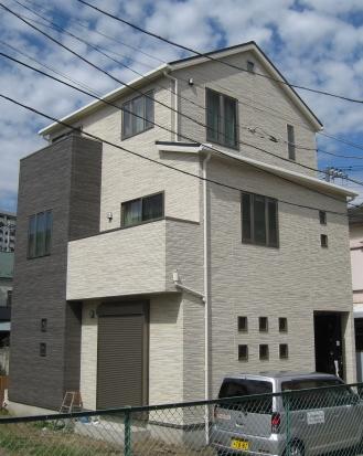 工事物件(S.F様)完成しました   川崎市内S様邸_b0230638_15324756.jpg