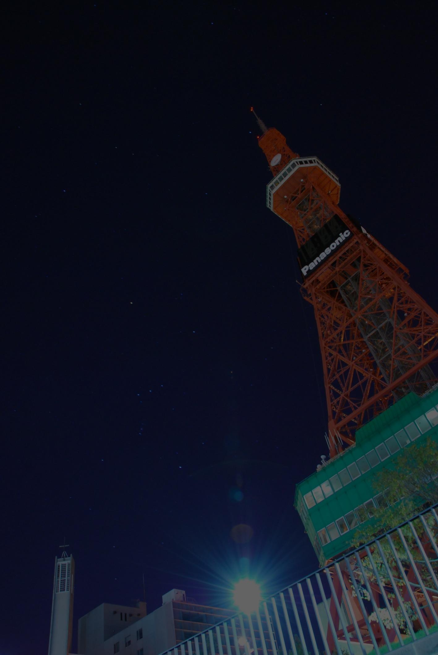 【モントーク】カメラ専用リアキャリア製作(DAY4)&深夜徘徊2 _e0159646_5122133.jpg
