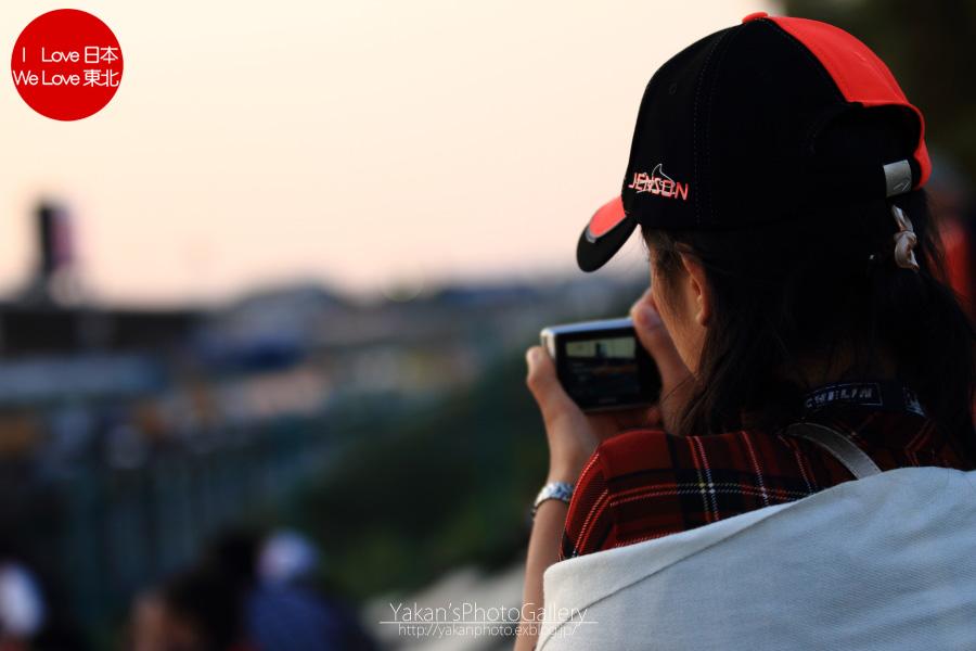 2011 F1日本グランプリ in 鈴鹿 写真撮影記 13 ジェンソン・バトン優勝編_b0157849_2158811.jpg