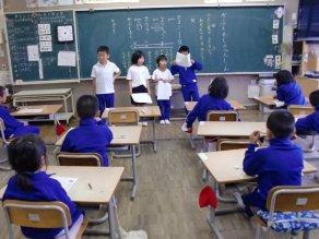徳島県美馬市の小学校で配信映画が活用される_b0115553_17183986.jpg
