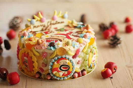 クリスマスケーキその②_f0149855_17492430.jpg