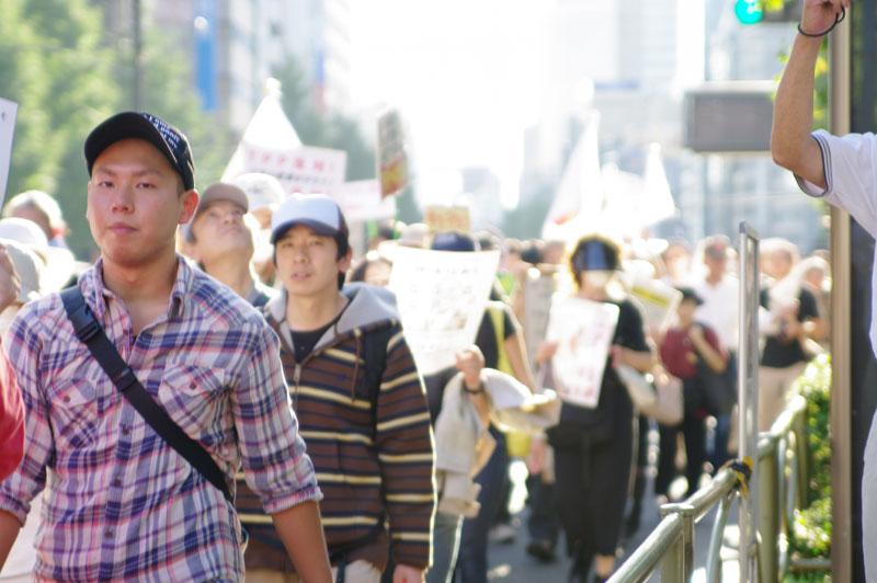 10・16 新宿TPP拒否国民デモ - 2011.10.16_a0222059_1111190.jpg