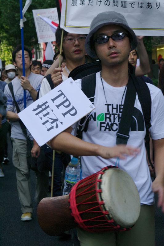 10・16 新宿TPP拒否国民デモ - 2011.10.16_a0222059_111413.jpg