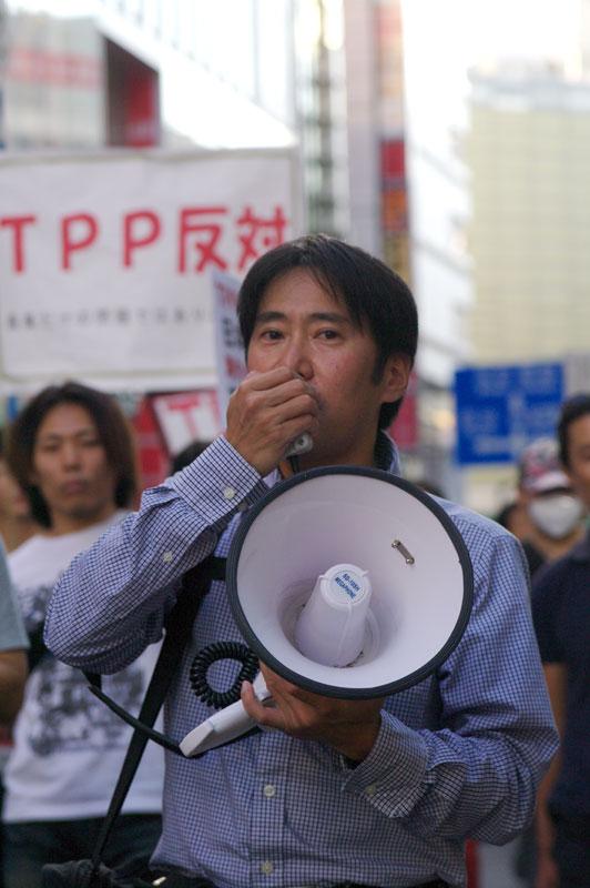 10・16 新宿TPP拒否国民デモ - 2011.10.16_a0222059_1123750.jpg