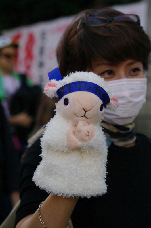 10・16 新宿TPP拒否国民デモ - 2011.10.16_a0222059_1132789.jpg