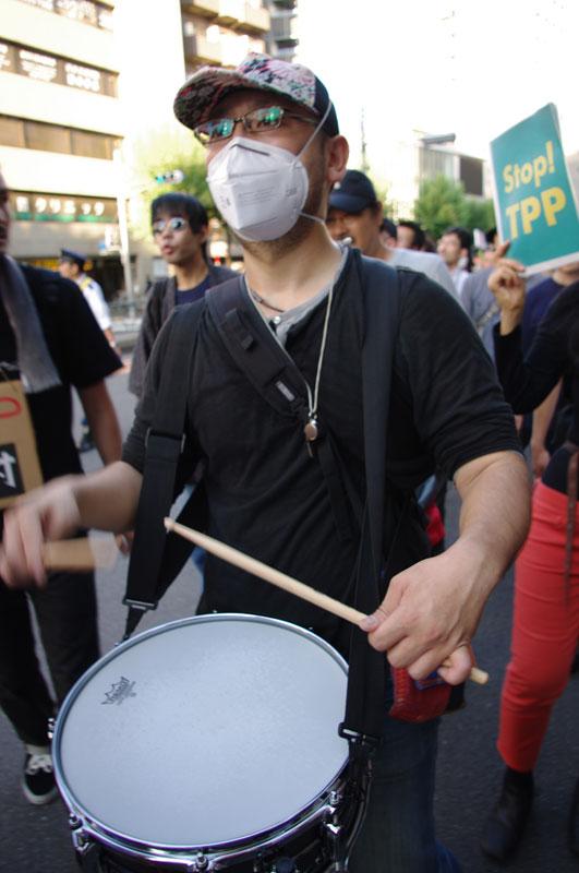 10・16 新宿TPP拒否国民デモ - 2011.10.16_a0222059_1152150.jpg