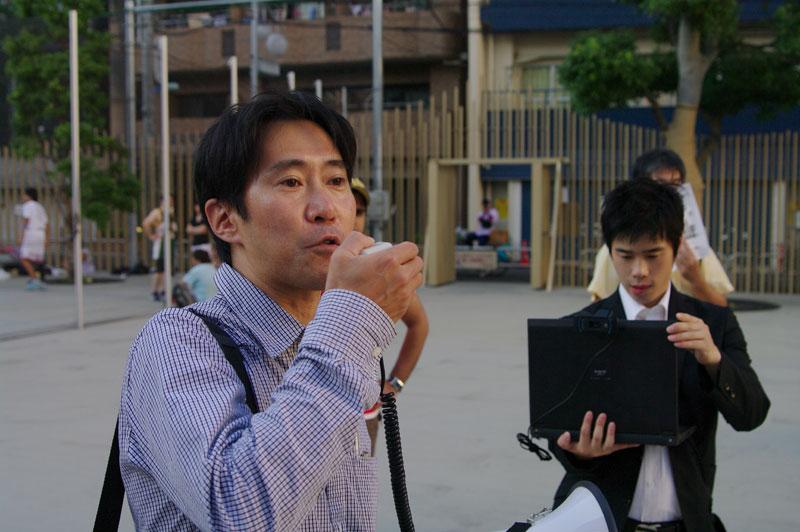 10・16 新宿TPP拒否国民デモ - 2011.10.16_a0222059_1155091.jpg