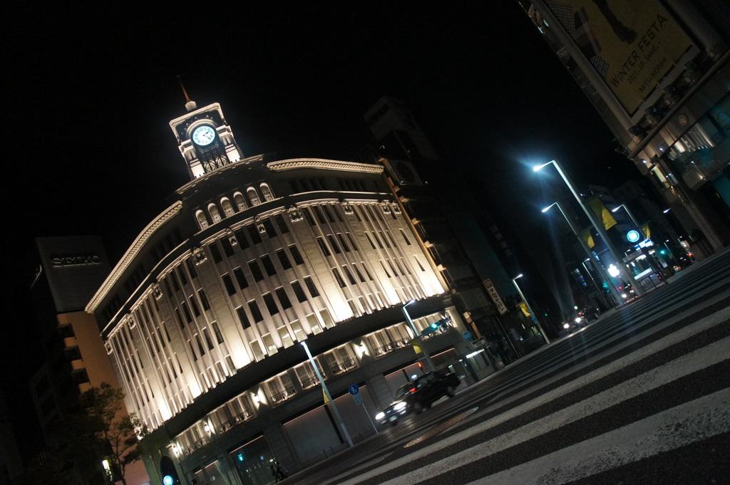 コンサート@みなとみらい→新橋/銀座etc._c0180686_10393390.jpg